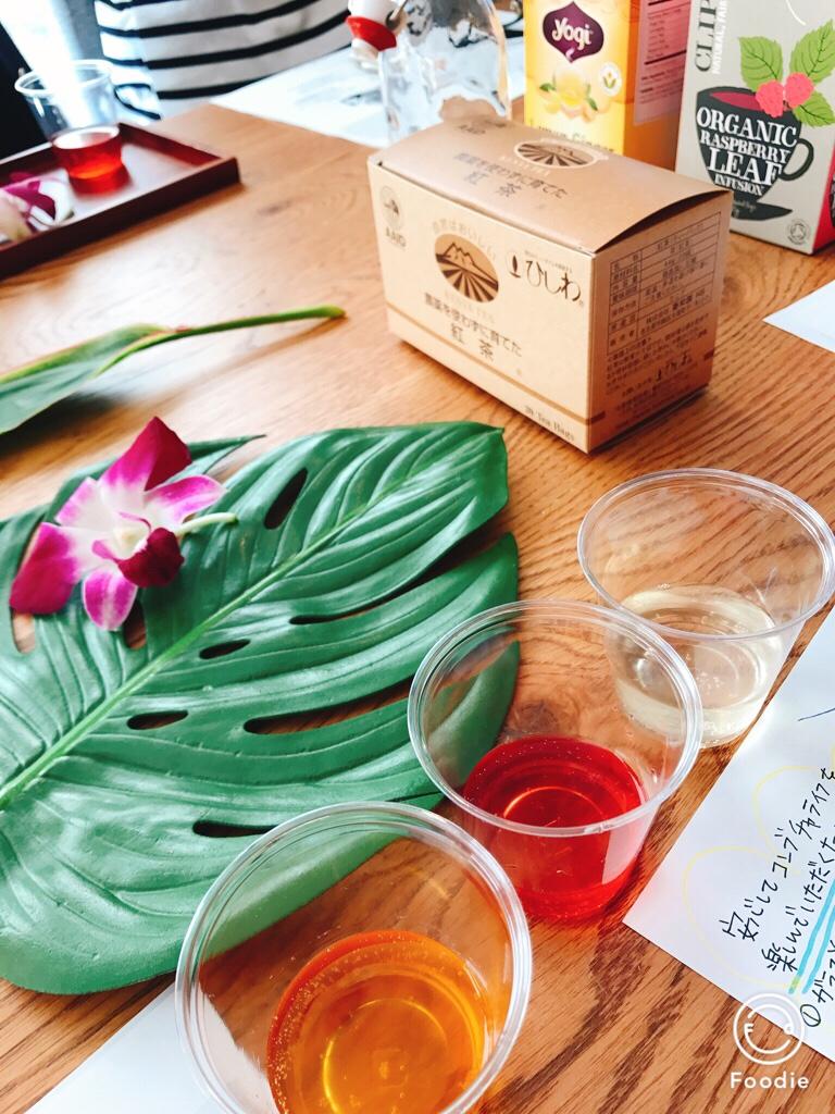 kombucha《コンブチャ》は発酵の美味しい世界?!セレブな飲み物?
